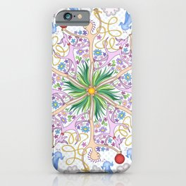 Wagamuffin Loose Leash iPhone Case