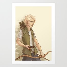 Mark Blackthorn Art Print