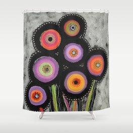Flowers #6 Shower Curtain