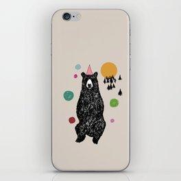 Bear Scape iPhone Skin