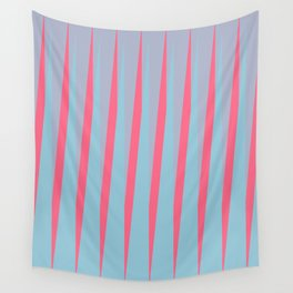 Vertical Slant Wall Tapestry