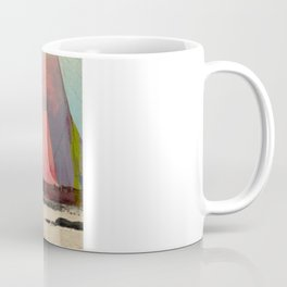 Castle's In The Air Coffee Mug