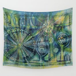 Carnival Wall Tapestry