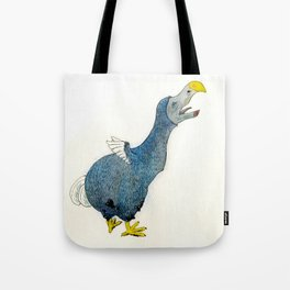 Dodo Scream Tote Bag