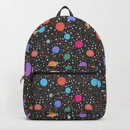 Astrology Pattern Backpack