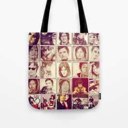 All of Them Tote Bag