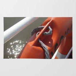 Maritime view Rug