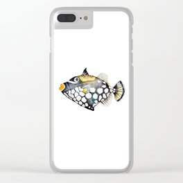 Triggerfish Clear iPhone Case