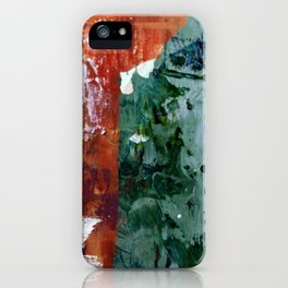 Troglodyte iPhone Case