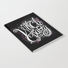 Witch Crafty Notebook