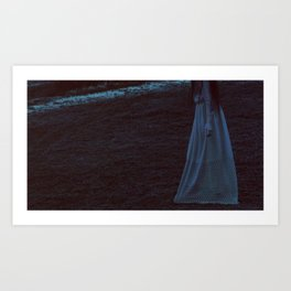 Nit/Night Art Print