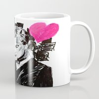 the great gatsby Mugs featuring the Great Gatsby by Ksuhappy