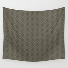 Vintage Pattern Wall Tapestry