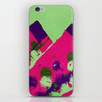 watermelon iPhone & iPod Skins featuring Watermelon  by SensualPatterns