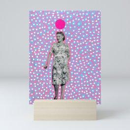 She's Got Style Mini Art Print