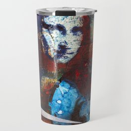 Finding Mona Travel Mug