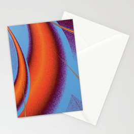 as it was captured Stationery Cards