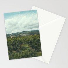 Vineyards, South of France Stationery Cards