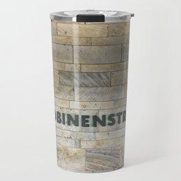 Nuremberg U-Bahn Memories - Jakobinenstrasse Travel Mug
