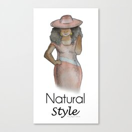 Natural Style Canvas Print