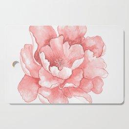 Beautiful Flower Cutting Board
