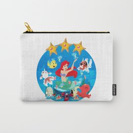 LITTLE MERMAID X POKEMONS Carry-All Pouch