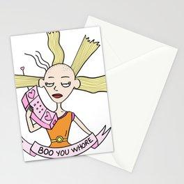 Mean Cynthia Stationery Cards