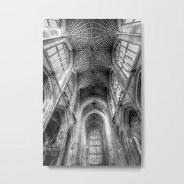 Royal Bath Abbey Metal Print