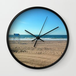 Off Duty Wall Clock