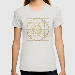 Golden Splash T-shirt