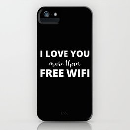 The True Love iPhone Case