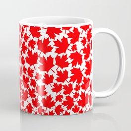 Canadian fall / Canadian flag maple leaf pattern Coffee Mug