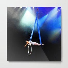 Ballerina Ingegerd Metal Print