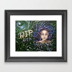 Debbi Thompson - WIP Arts Framed Art Print