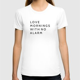 Bedroom decor T-shirt