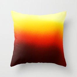 Desert Seclusion Throw Pillow