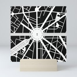 Arc de Triomphe. Paris Mini Art Print