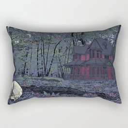 No. 3 The Elsewhere House Cover Rectangular Pillow