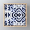 Azulejo VI - Portuguese hand painted tiles by ingz