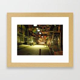 Varvakeios Agora Framed Art Print