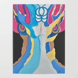 Woman´s tree / EL ARBOL DE LA MUJER Poster