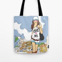 Girl Swag Tote Bag