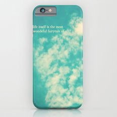 life's a fairytale iPhone 6s Slim Case