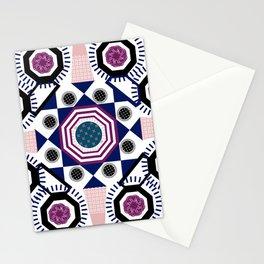Mixed Emotions Mandala Stationery Cards