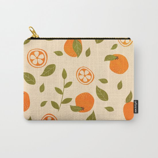Oranges lover Carry-All Pouch