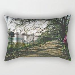 Color - Upper River Street Savannah Rectangular Pillow