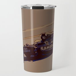 Formula one racer Travel Mug