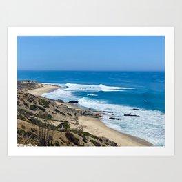 East Cape, Los Cabos Art Print