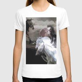 Breaking Free  -  Wild Horses T-shirt