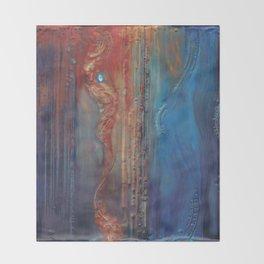 Omniscient  Throw Blanket